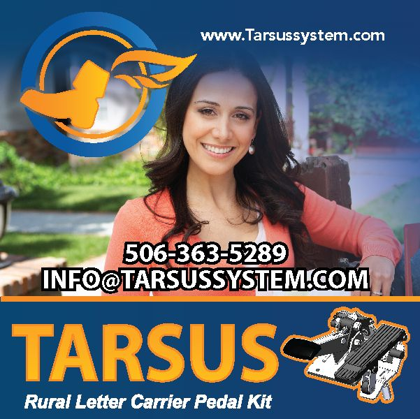 rural mail carrier, usps, us post office, us postal service, mailman, mail man, united states, tips, advice, rca, rural carrier associates, rca's, letter carriers, tarsus, pedal kit, right hand drive system