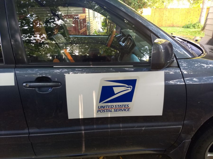 rural mail carrier, usps, us post office, us postal service, mailman, mail man, united states, tips, advice, rca, rural carrier associates, rca's, letter carriers, vinyl sign, magnetic sheet, vehicle protection, master magnetics